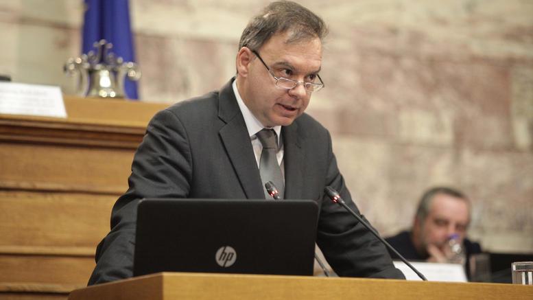Λιαργκόβας: Αν δεν προχωρήσουν οι πλειστηριασμοί θα γίνει κούρεμα καταθέσεων