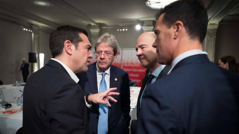 Τσίπρας: Ρηχή η εμβάθυνση που πρότεινε η Ευρωπαϊκή Επιτροπή