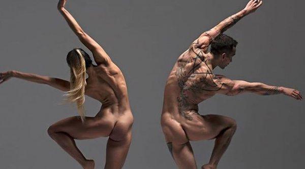 Αθλητές και αθλήτριες με αγαλματένια κορμιά γδύνονται για καλό σκοπό (φωτό)