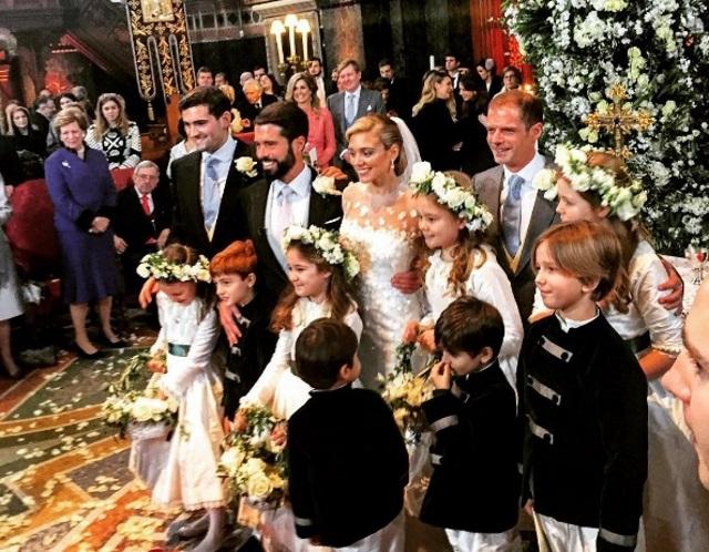 Διάσημοι Έλληνες που παντρεύτηκαν το 2017 (ΦΩΤΟ)