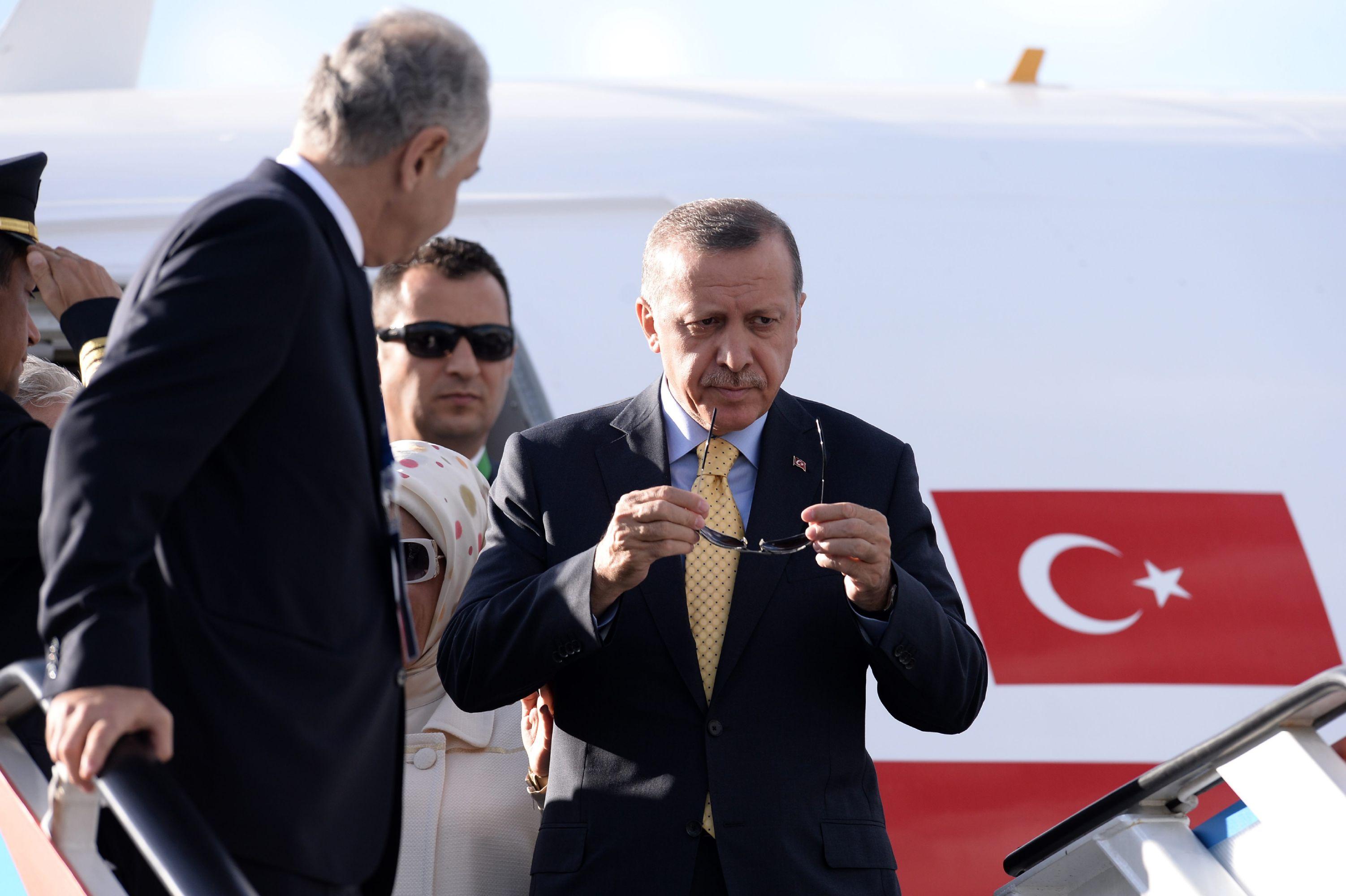 Ερντογάν: Οι Έλληνες έχουν εμμονή με τη συνθήκη της Λωζάνης