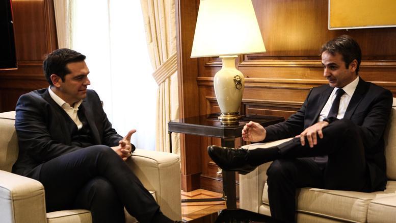 Τάσεις MRB: Προβάδισμα 9,4% της ΝΔ έναντι του ΣΥΡΙΖΑ