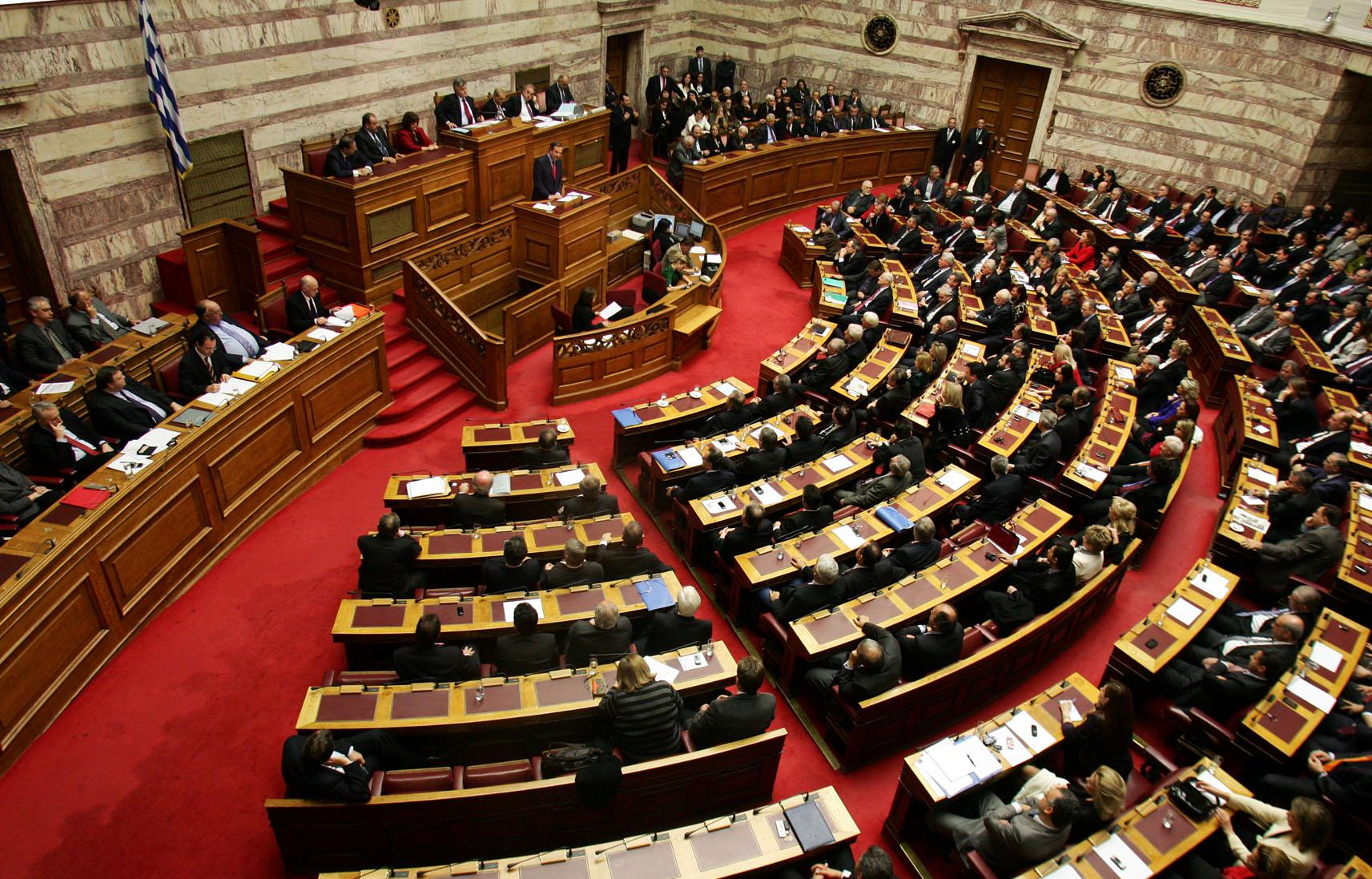 Έναρξη της συζήτησης του προϋπολογισμού 2018 στη Βουλή