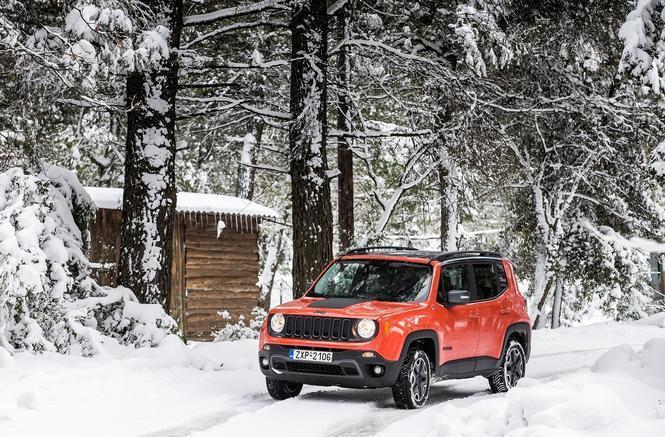 Jeep Snow Report:Το χιονισμένο «Jeep Camp» της Αράχωβας έτοιμο για γιορτές …4Χ4