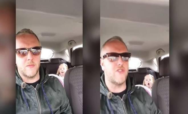 Μπαμπάς απαγορεύει στην κόρη του να βρει αγόρι και η μικρή δεν το δέχεται με τίποτα [Βίντεο]