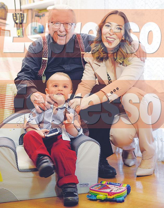 Κώστας Βουτσάς: «Γίνομαι 87 χρόνων! Μπορεί και να κάνω κι άλλο παιδί»