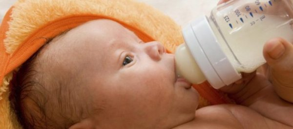 Κρούσμα σαλμονέλας στην Ελλάδα από βρεφικό γάλα