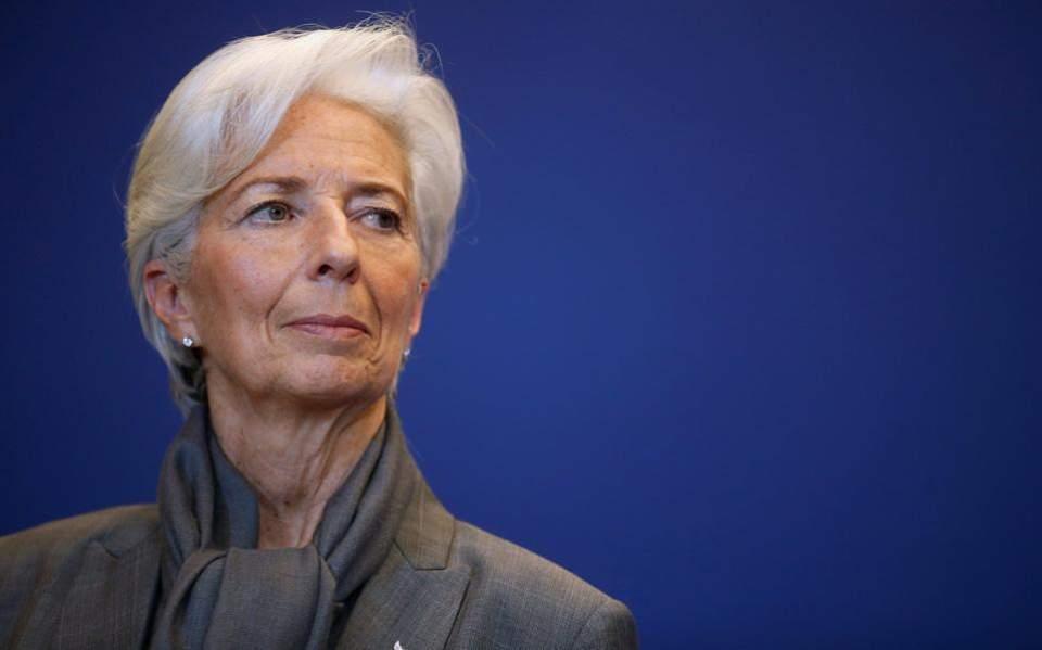 Λαγκάρντ: Μέσω των μεταρρυθμίσεων ελπίζουμε να προσελκύσει η Ελλάδα επενδύσεις
