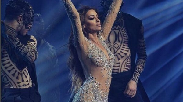 Ελένη Φουρέιρα: H σeξι πόζα λίγο πριν ανακοινωθεί η υποψηφιότητά της στη Eurovision (φωτό)