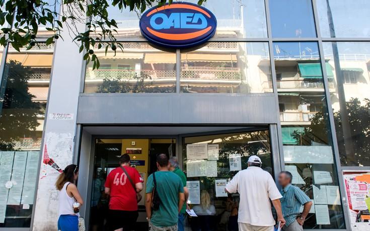 ΟΑΕΔ:  Χρηματοδοτεί 22.500 ανέργους μέσα στον Ιανουάριο