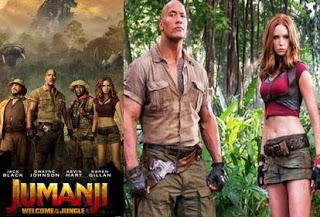 Jumanji: Welcome to the Jungle – Καλώς ήρθατε στη ζούγκλα, Πρεμιέρα: Ιανουάριος 2018 (trailer)