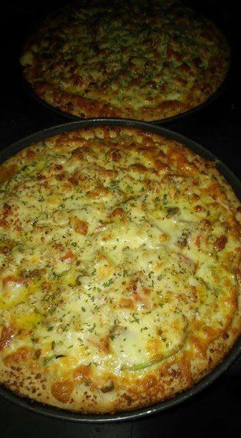 Πίτσα Σπέσιαλ !!!
