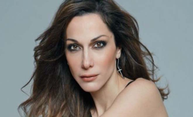 Η Δέσποινα Βανδή μας δείχνει το προσωπάκι της Μελίνας! Η εκπληκτική τους ομοιότητα! [Εικόνες]