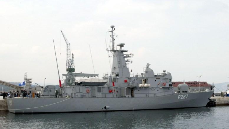 Επεισόδιο στα Ίμια μεταξύ της κανονιοφόρου ΝΙΚΗΦΟΡΟΣ και τουρκικού σκάφους