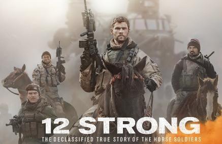 12 Strong – 12 Δυνατοί, Πρεμιέρα: Ιανουάριος 2018 (trailer)