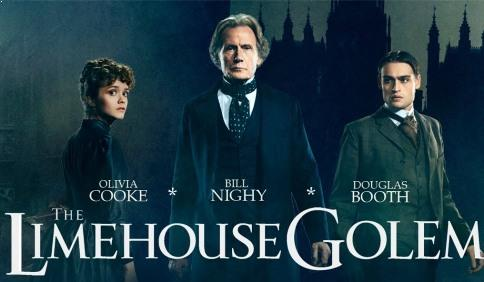 The Limehouse Golem – Ημερολόγιο φόνων, Πρεμιέρα: Φεβρουάριος 2018 (trailer)