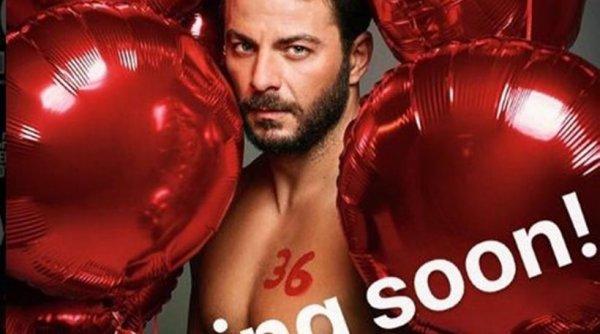 Γιώργος Αγγελόπουλος: Καίει καρδιές και γιορτάζει τα 36 του με σeξι εξώφυλλο (φωτό)