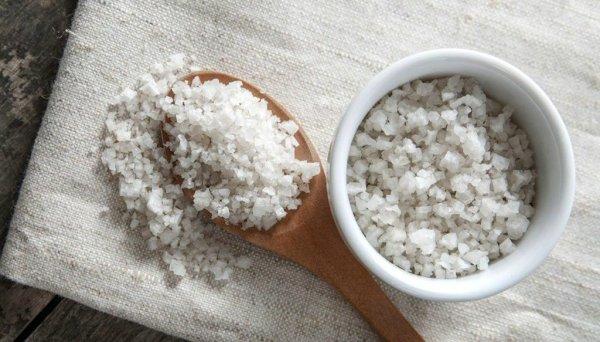 Δείτε τι μπορείτε να καθαρίσετε με αλάτι