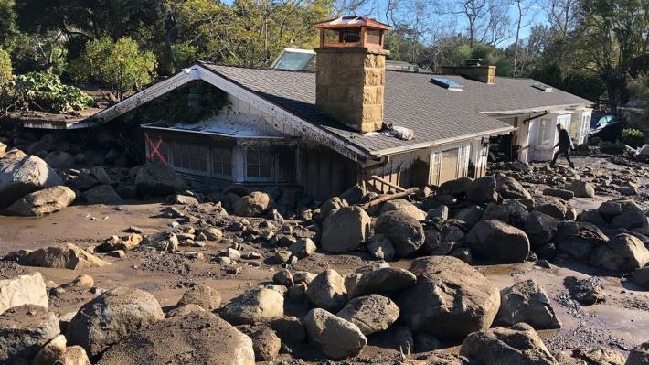 Καλιφόρνια: 20 oι νεκροί από τις κατολισθήσεις