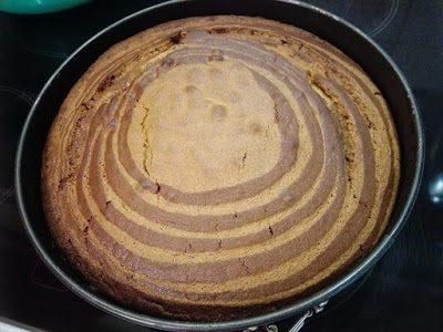 Κέικ ζέμπρα Εντυπωσιακό και πεντανόστιμο!