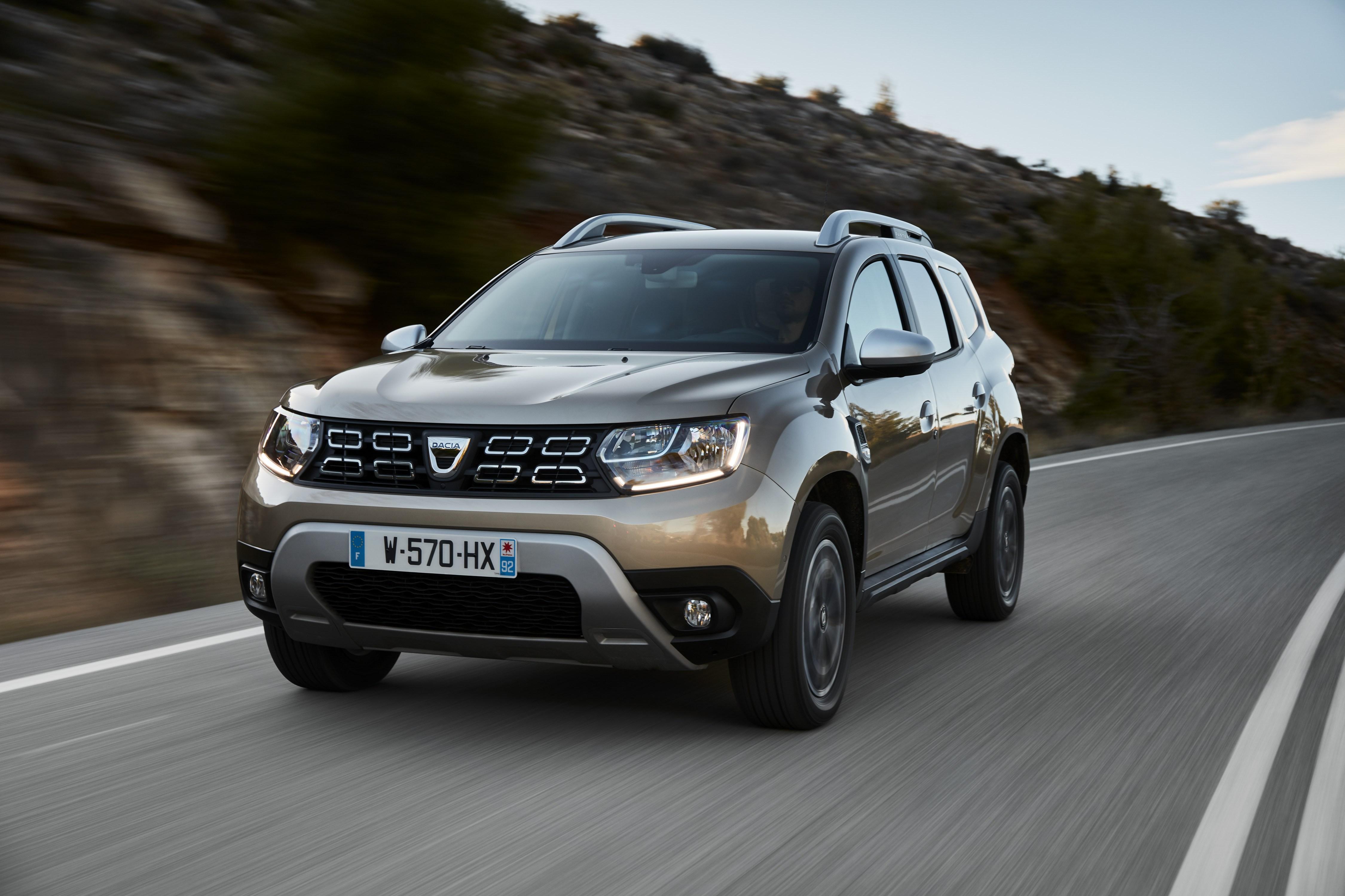 Με προνομιακές τιμές το νέο Dacia Duster 2ης γενιάς