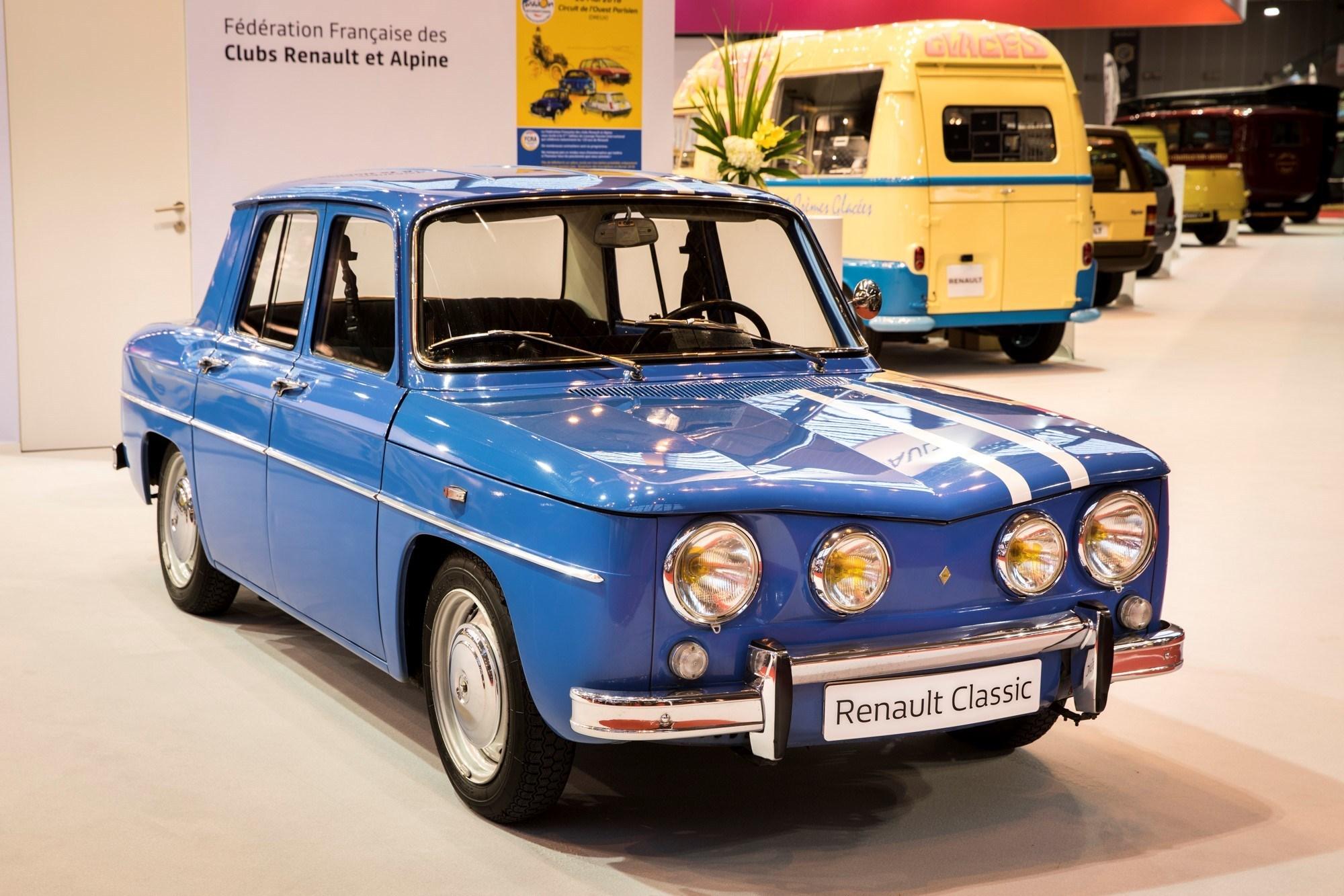 H Renault γιορτάζει στην Retromobile 2018 στο Παρίσι τα 120 χρόνια ιστορίας της