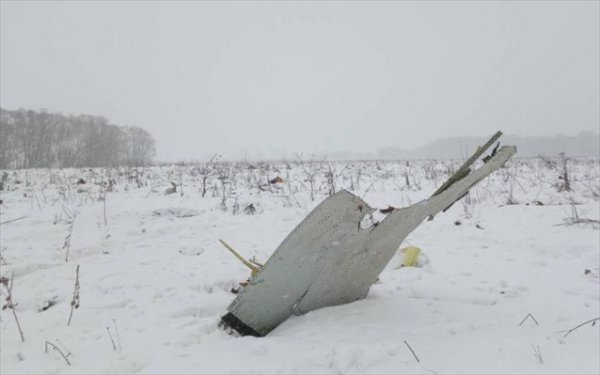 Ρωσία: Συντριβή αεροσκάφους με 71 επιβαίνοντες. Φόβοι ότι όλοι είναι νεκροί