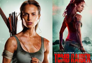 Tomb Raider: Lara Croft, Πρεμιέρα: Μάρτιος 2018 (trailer)