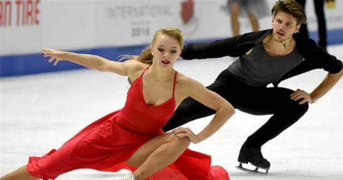 H εκπληκτική χορογραφία του «Despacito» στον πάγο που κόβει την ανάσα
