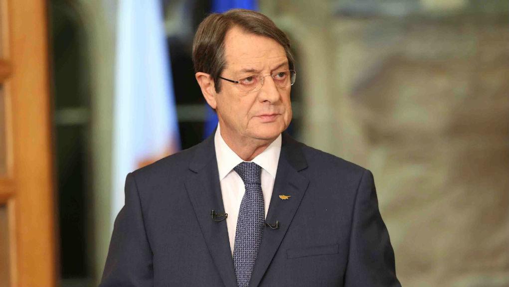 Αναστασιάδης: Στενή συνεργασία με την Ελλάδα για ΑΟΖ, Κυπριακό και Τουρκία