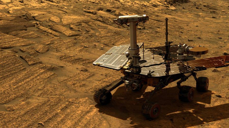 Τα 5.000 ηλιοβασιλέματα στον Άρη του ρομποτικού «Opportunity»
