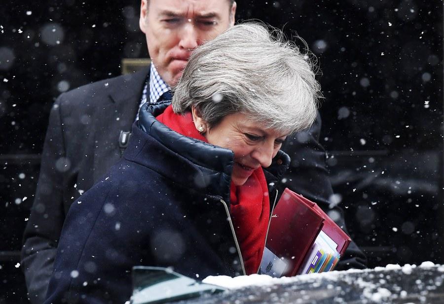 """Στην """"κατάψυξη"""" όλη η Ευρώπη – 41 νεκροί από το κρύο"""