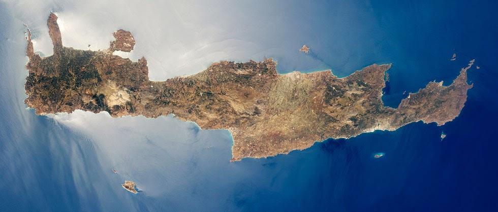 Εννέα χώρες μικρότερες από την Κρήτη