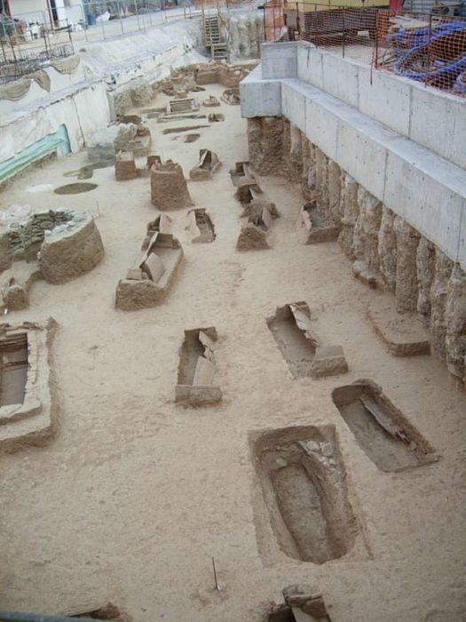 Ολόκληρη Αρχαία πόλη έχει βρεθεί κάτω από τη Θεσσαλονίκη στις ανασκαφές του Μετρό