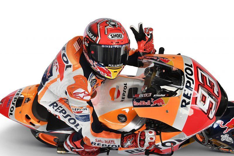 Η Honda Racing Corporation ανανέωσε για δύο χρόνια το συμβόλαιό της με τον Marc Marquez