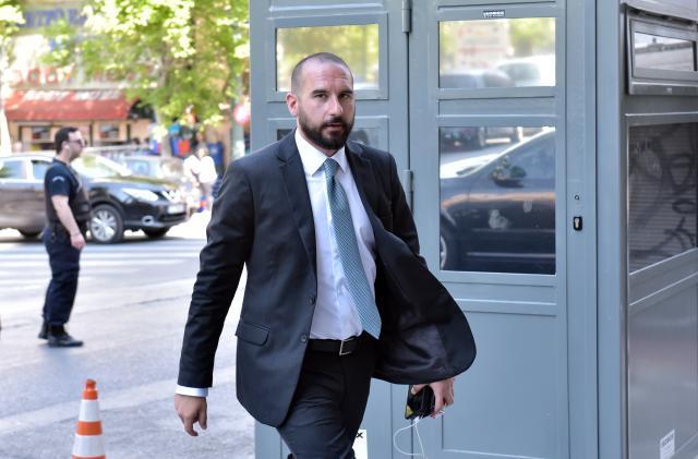 Τζανακόπουλος για Novartis: Η ΝΔ έχει αρχίσει να χάνει τον έλεγχο