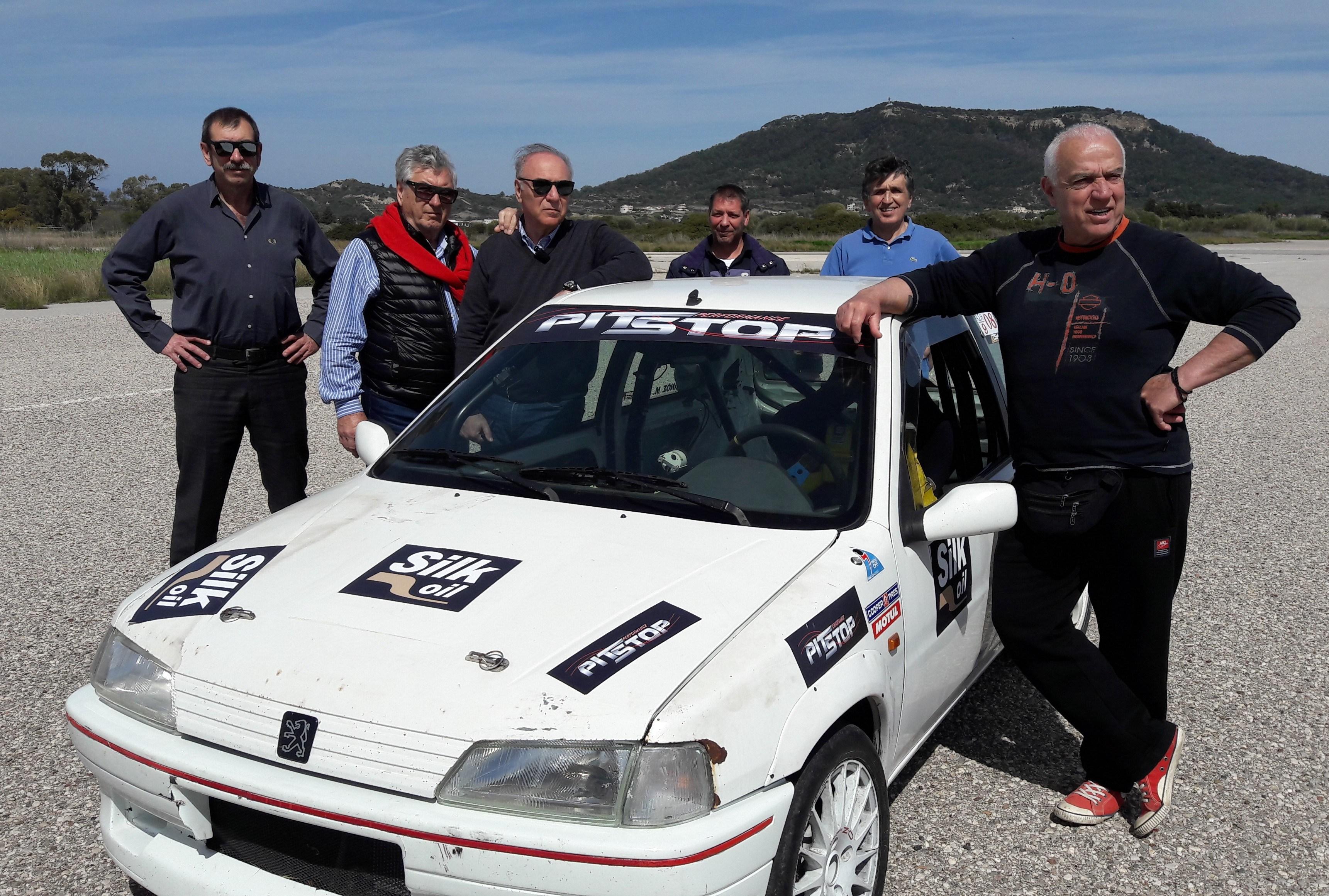 Αγώνας ταχύτητας αυτοκίνητων στις 5-6 Μαΐου στο αεροδρόμιο των Μαριτσών