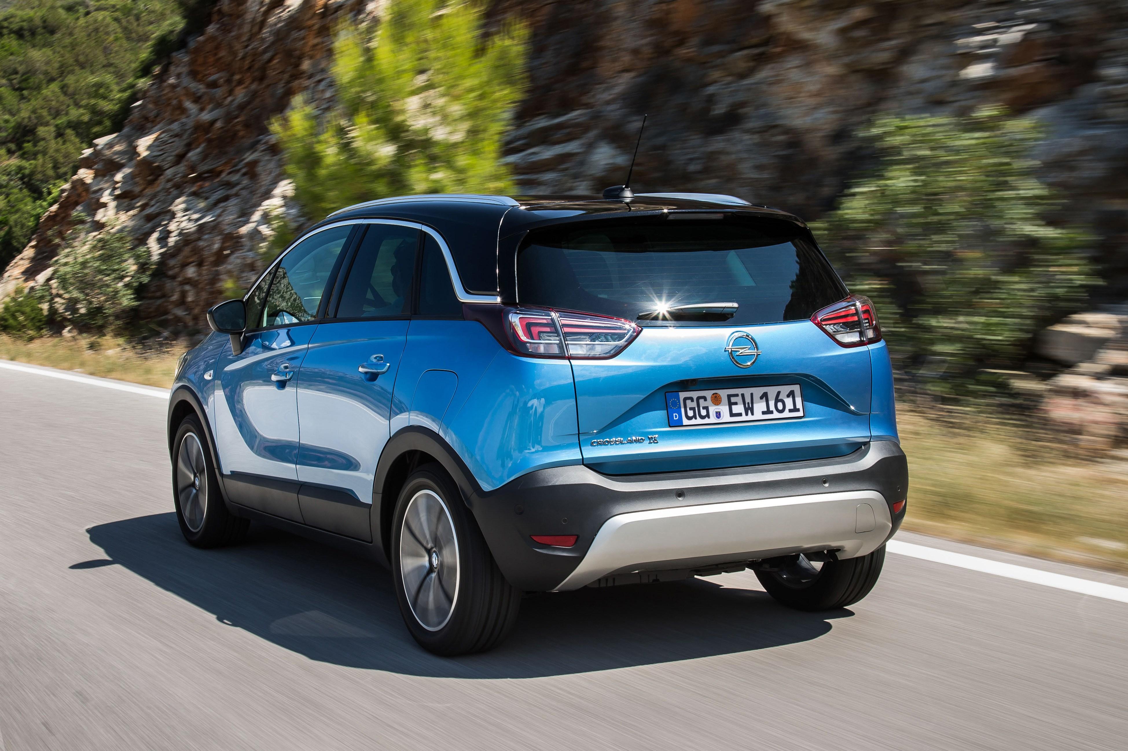 Πέρασαν τις 100.000 οι παραγγελίες για το Opel Crossland X