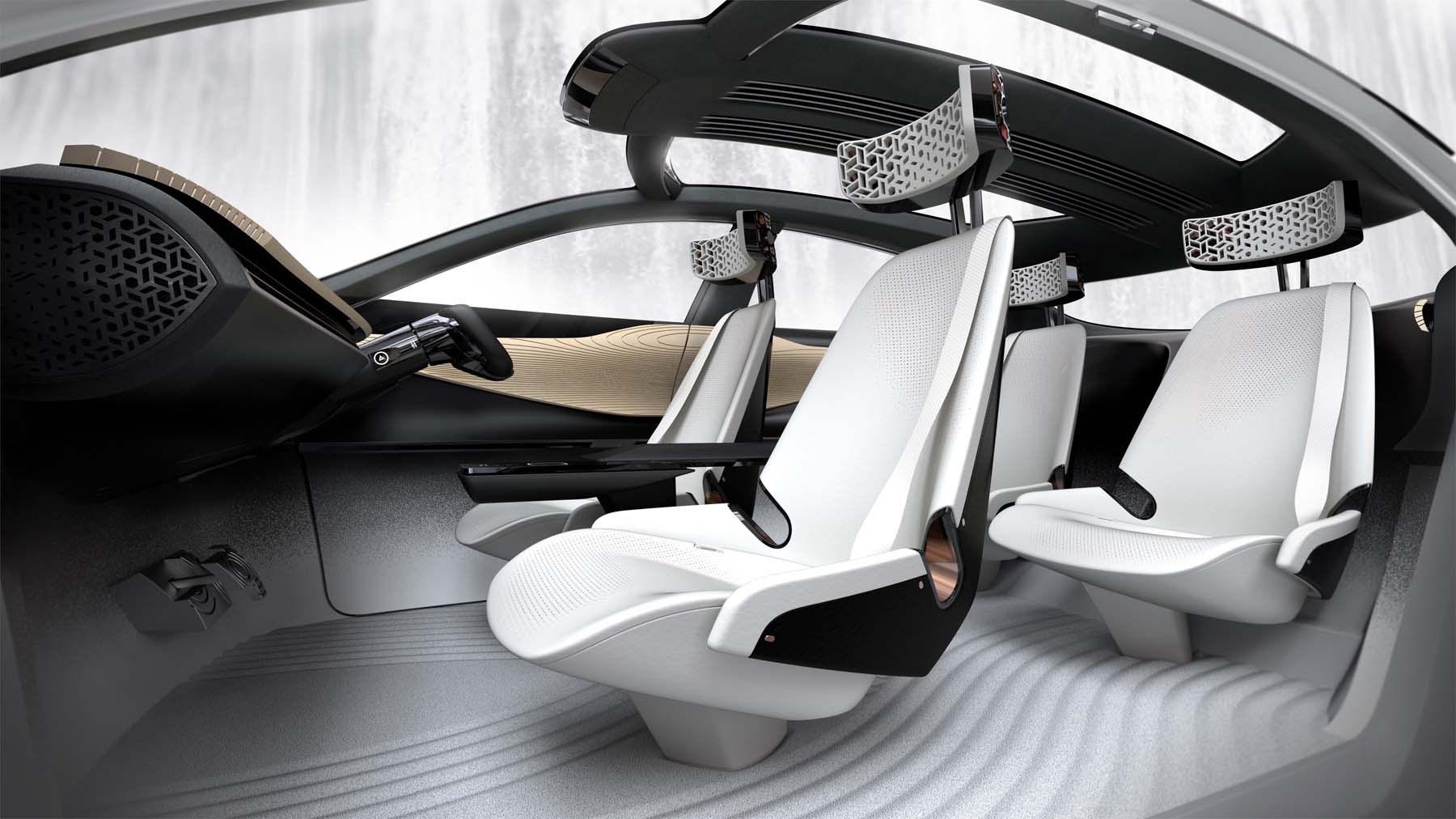 Η Nissan διαμορφώνει το μέλλον της αυτοκίνησης