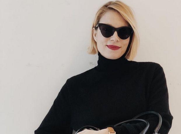 Το minimal outfit της Βίκυς Καγιά που θα θες να υιοθετήσεις