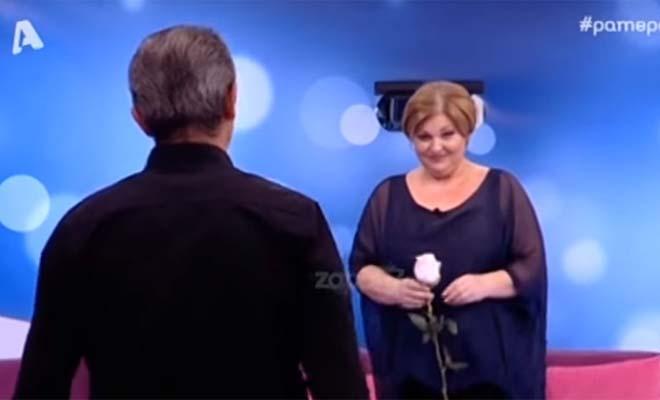 Πάμε Πακέτο: Περίμενε τον άνδρα της αλλά εμφανίστηκε ο πρώην της [Βίντεο]