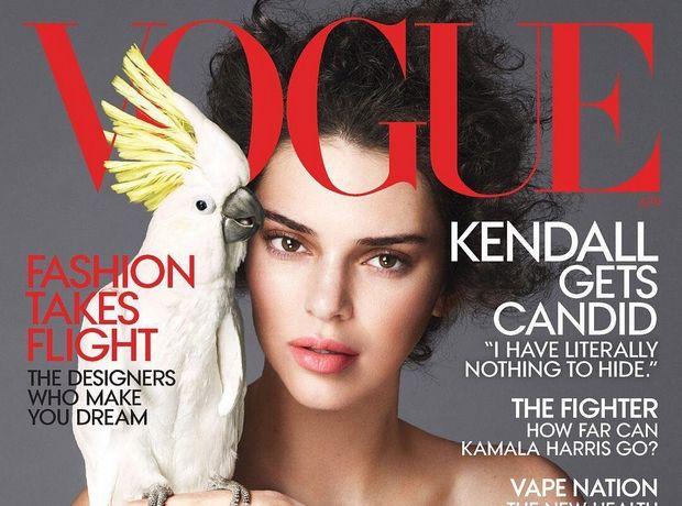 Η Kendall Jenner σε μια παραδείσια φωτογράφιση για την Vogue Αμερικής