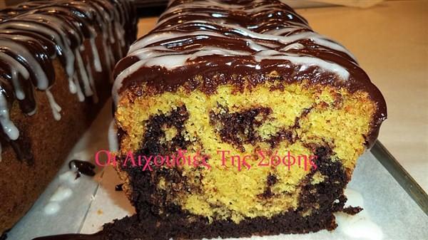 Σας έχω το πιο εύκολο,το πιο νόστιμο, το πιο αφράτο και μαλακό Νηστίσιμο Κέικ!!!