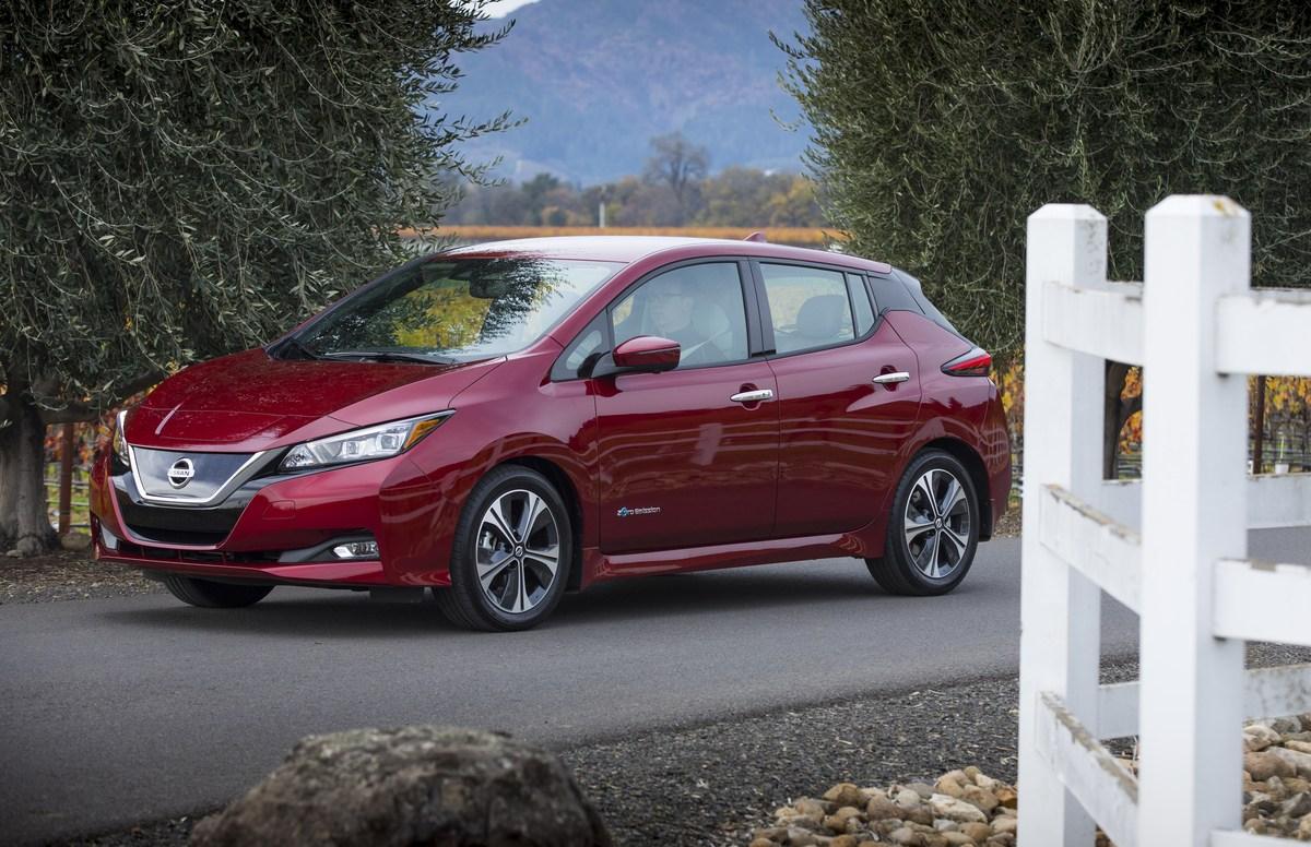 """""""Παγκόσμιο Πράσινο Αυτοκίνητο της Χρονιάς"""" για το 2018 ανακηρύχτηκε το νέο Nissan LEAF"""