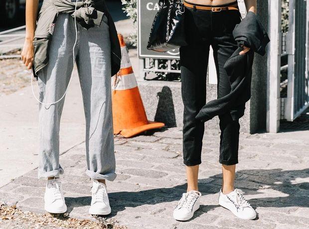 Τα sneakers που μπορείς να φορέσεις σχεδόν με όλα τα ανοιξιάτικα outfits