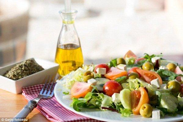 Η μεσογειακή διατροφή σύμμαχος στην υγιή γήρανση