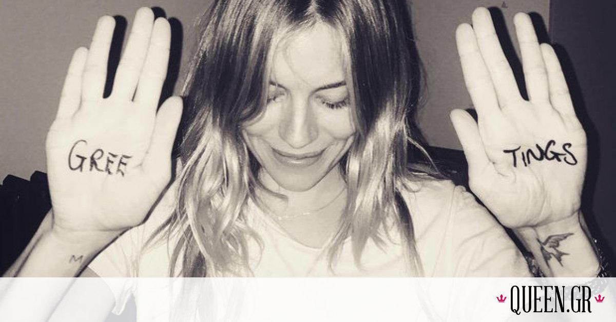 H Sienna Miller φοράει το ανοιξιάτικο σύνολο που θα αντιγράψουμε όλες