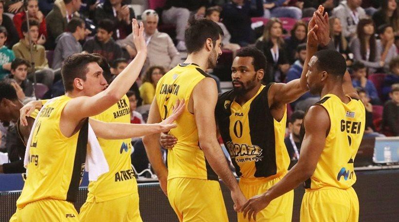 Πάνοπλη η ΑΕΚ κόντρα στη Νίμπουρκ για το πρώτο βήμα προς τους «8» του Basketball Champions League
