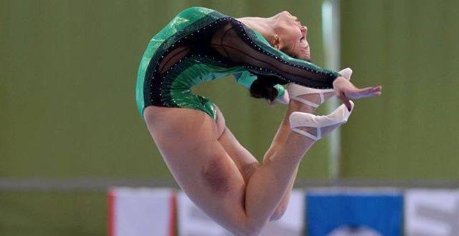 Ασημένιο μετάλλιο για την Ιωάννα Ξουλόγη στην ενόργανη στο Μπακού