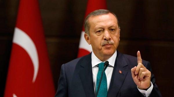 Κουνάει το δάχτυλο και πάλι ο Ερντογάν για τις γεωτρήσεις: Χωρίς τη συγκατάθεση της Τουρκίας δεν γίνεται τίποτα